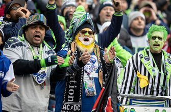 How much is Seattle missing the 12th man? TNF on FOX Crew discuss the impact Seahawk fans make