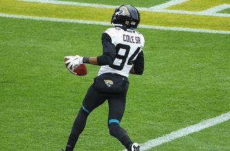 Jaguars' Keelan Cole breaks team record with 91-yard punt return touchdown