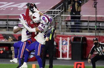 Cardinals' Deandre Hopkins breaks down the 'Hail Murray' play vs. Bills for Jay Glazer