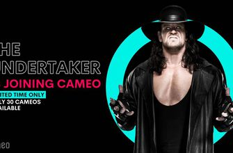 Undertaker joins Cameo for limited time only