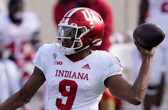 No. 10 Indiana blanks Michigan State 24-0, remains undefeated