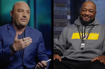 Mike Tomlin joins Jay Glazer to reflect on his head coaching legacy with the Steelers