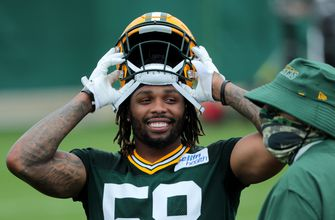 Packers activate LB Kirksey from injured reserve