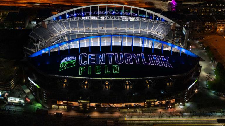 CenturyLink Field Becoming Lumen Field