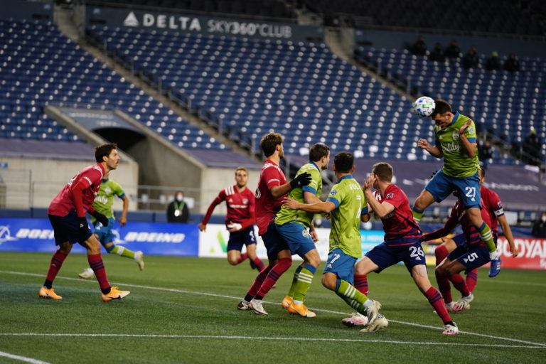 Seattle advances to Western Conference Final, beat FC Dallas 1-0