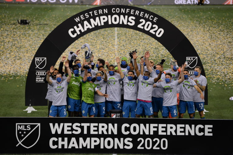 Sounders complete comeback, head to MLS CUP with 3-2 win
