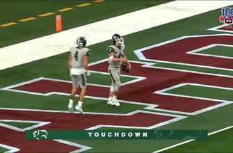 HIGHLIGHTS:  Seth Spiller BREAKS Free for the 53-Yard Run | UIL State Championship