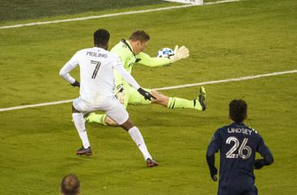 Minnesota United beats Sporting K.C. 3-0, advances to Western Conference Final