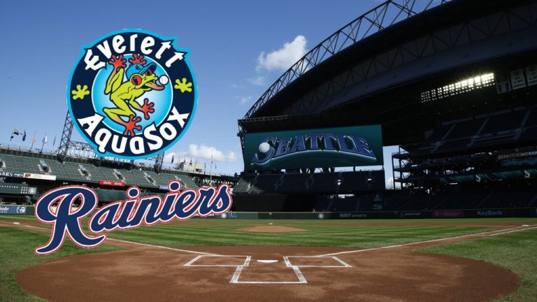 Mariners Extend Minor League Invite to Two In State Teams