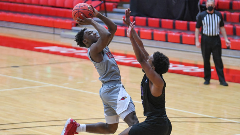 Darrion Trammell Named WAC Player of the Week