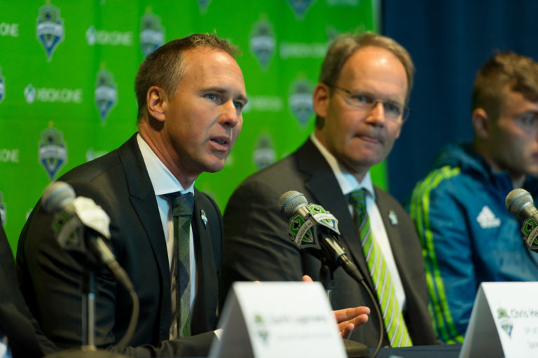 Sounders Lose Chris Henderson to Inter Miami CF