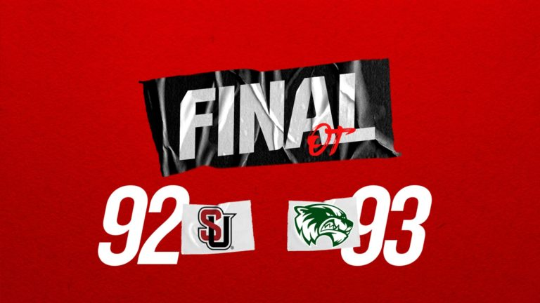 Seattle U falls to Utah Valley in Overtime on Friday, Can't Respond on Saturday