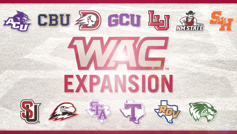 Western Athletic Conference Adds Five New Members