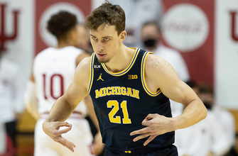 No. 3 Michigan dominates Indiana thanks to Franz Wagner's 21 points