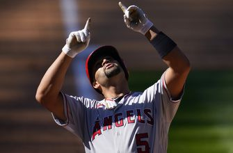 Pujols will decide future of career after 2021 season with Angels