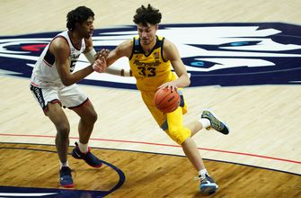 Garcia scores 18 in Marquette's 80-62 loss to UConn