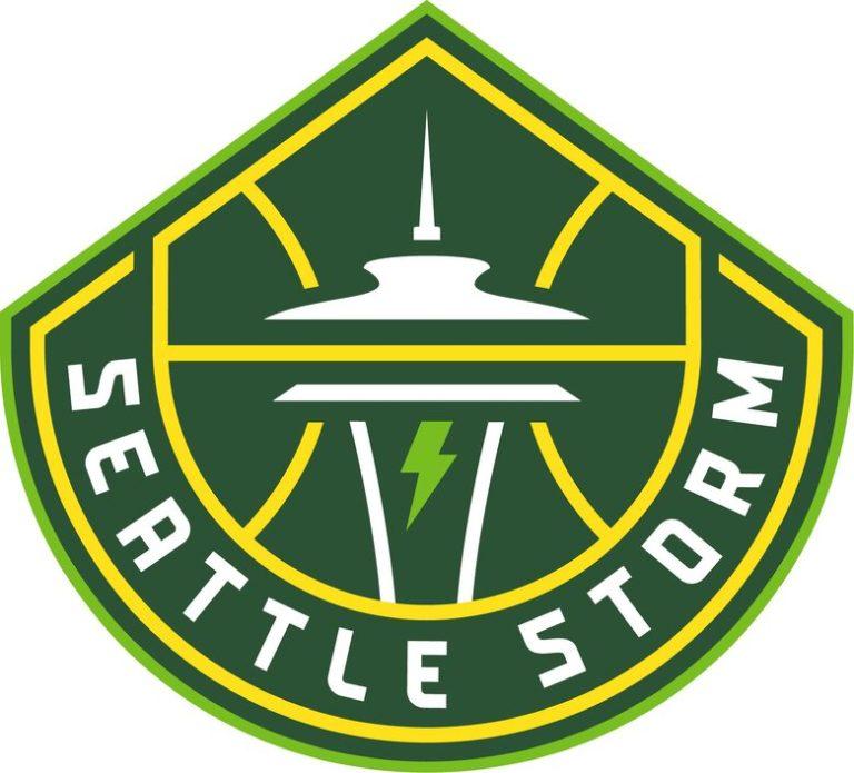 Seattle Storm Launch New Branding