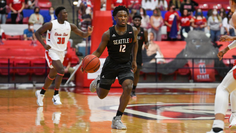 Darrion Trammell continues to rake in the awards