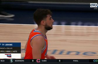 HIGHLIGHTS: Ty Jerome Just Doesn't Quit | Thunder Live