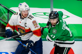 Panthers drop 3rd straight game on the road in 4-1 loss to Stars