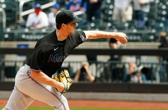 Jazz Chisholm Jr. homers off Jacob deGrom as Trevor Rogers, Marlins blank Mets