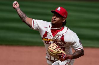 Cardinals' win streak ends at four with 9-5 loss to Brewers