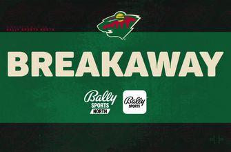 Wild Breakaway: Minnesota settles for one point