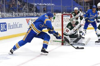 St. Louis scores with two seconds left in overtime to top Wild