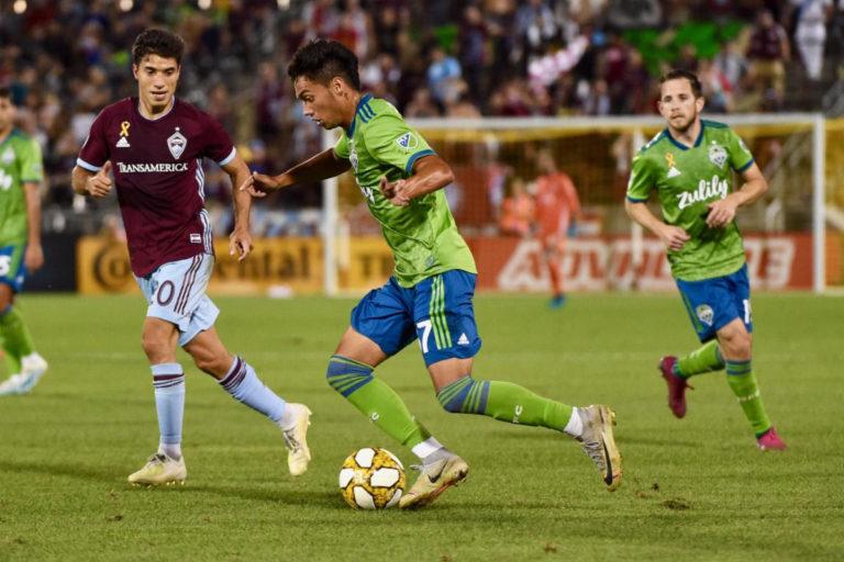 Sounders FC Loans Midfielder Shandon Hopeau to San Antonio FC