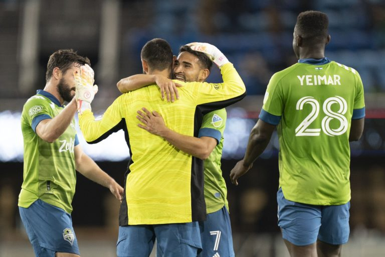 Sounders Get Costly Win at San Jose, 1-0