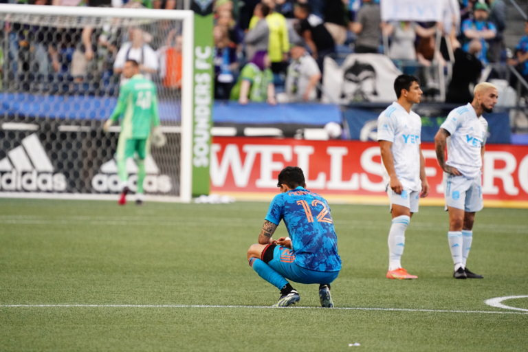 Sounders Attack Falls Flat as They Draw With Austin FC, 0-0