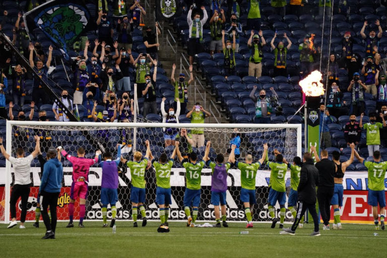 Sounders FC Announces Date Changes to Two Upcoming Home Matches