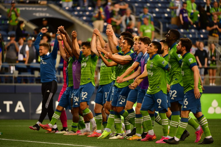 Late PK by Ruidíaz secures Sounders win over RSL, 2-1