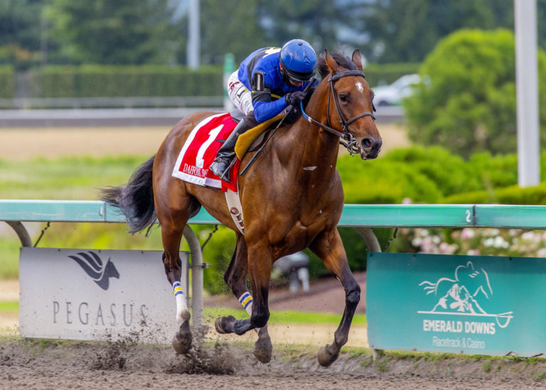 Emerald Downs: Stakes Schedule begins Thursday with the Bud Mile Prep and the Hastings