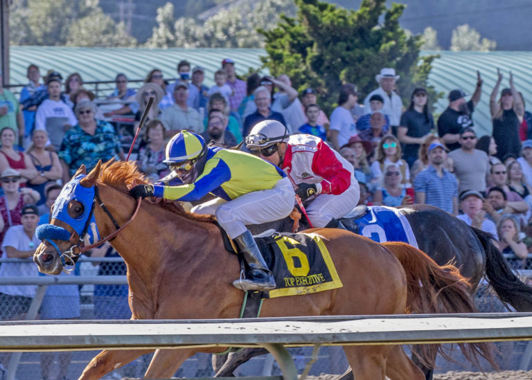 Emerald Downs: Larry's Round-Up; 20% of the Season is in the Books! Highlights and more!