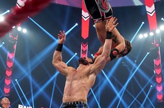 Drew McIntyre vs. AJ Styles: Raw, June 14, 2021
