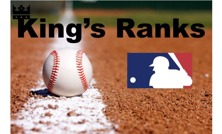 King's Ranks: MLB Power Rankings All-Star Break