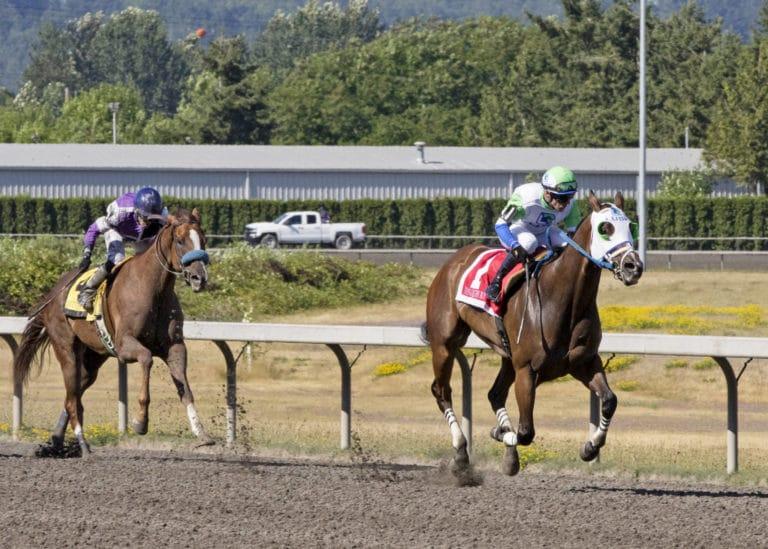 Emerald Downs: Papa & Daffodil win Stakes, Cruz & Gutierrez keep on winning & huge Pick 5 top week 9