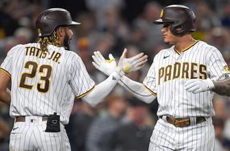 Machado, Tatis Jr. smack home runs in Padres' 7-4 win over Athletics