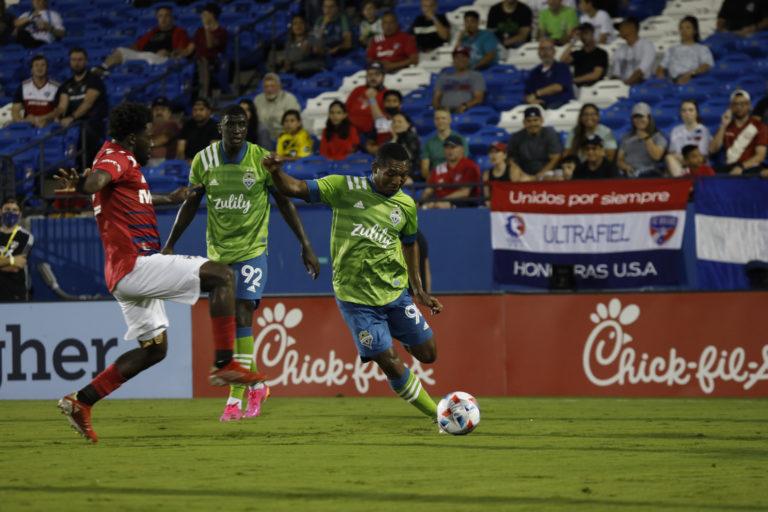Sounders get revenge on FC Dallas, 1-0