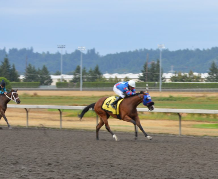 Emerald Downs: Thoroughbreds, Quarters and Weiners…Oh My!