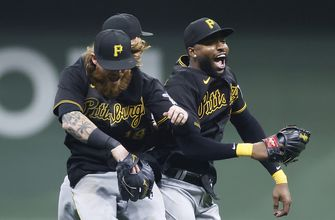 Gregory Polanco's RBI single helps Pirates earn 8-6 win over Brewers in extras