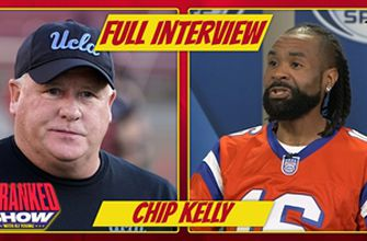 UCLA's Chip Kelly on the Bruins' rebuild, facing LSU, & more   PAC-12 Media Day