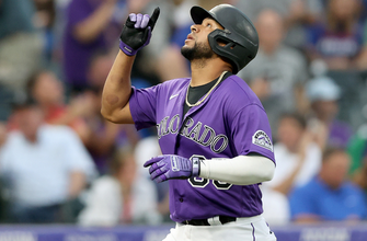 Elías Díaz goes 3-for-4 with a grand slam as Rockies rout Cubs, 13-6