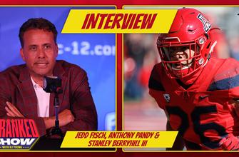 Jedd Fisch, Anthony Pandy & Stanley Berryhill talk Arizona football, Gronk, Cam Newton   Pac 12 Media Days Special