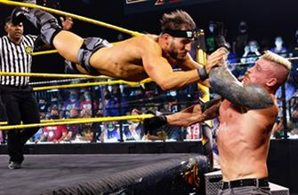 Dexter Lumis vs. Johnny Gargano – Love Her or Lose Her Match: WWE NXT, August 3, 2021