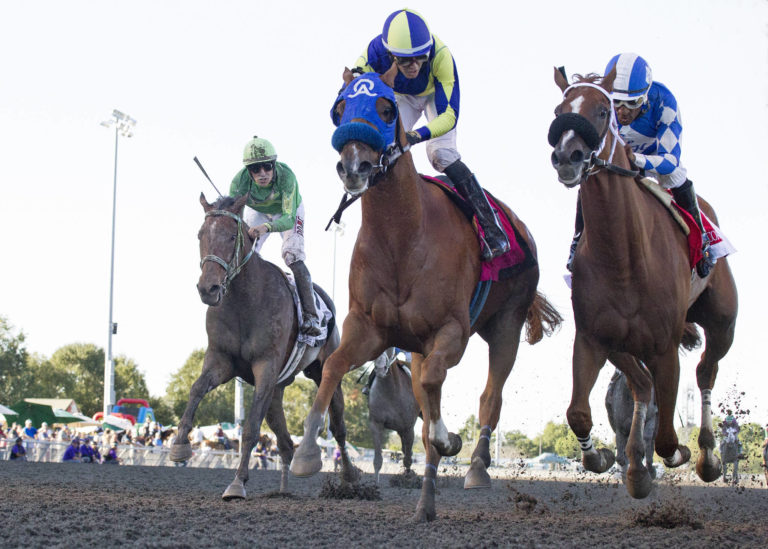 Emerald Downs: Derby and Oaks Highlight week 16