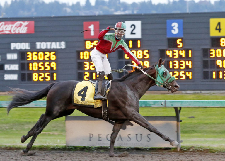 Emerald Downs: Final Day of 2021, 3 Stakes decided, Muckleshoot Classic, Washington Cup & the Gottstein Futurity