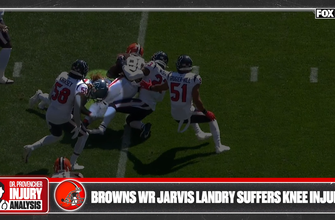 Jarvis Landry suffered a 'likely MCL injury' in Week 2 – Dr. Matt