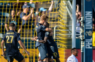 Kacper Przybylko scores go-ahead goal to help Philadelphia Union defeat Orlando City SC, 3-1